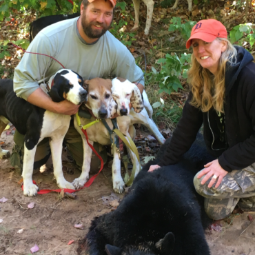 MBHA to focus on harvest, WI houndsmen training in MI, and earlier baiting at 2017 Bear Forum